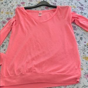 PINK by Victoria's Secret long sleeve tee. XS